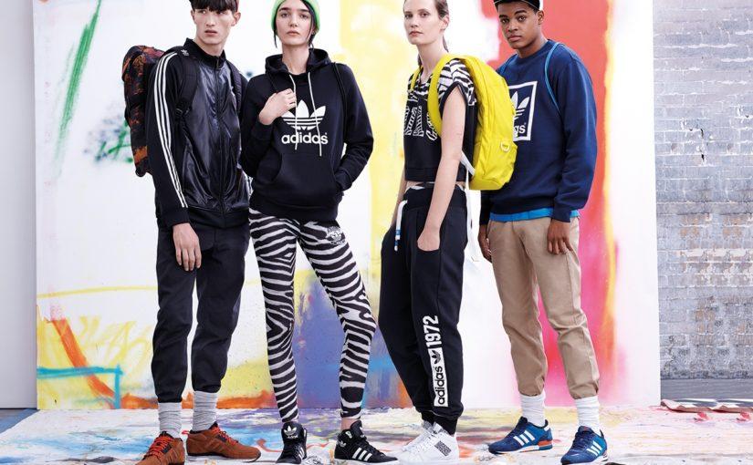 Značkové oblečenie Adidas online