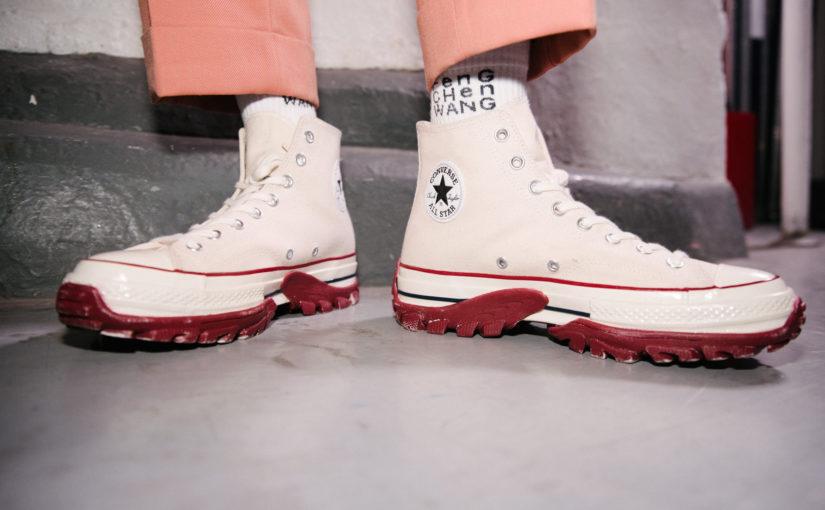 Converse – legendárna značka obuvy