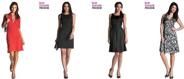 šaty Esprit