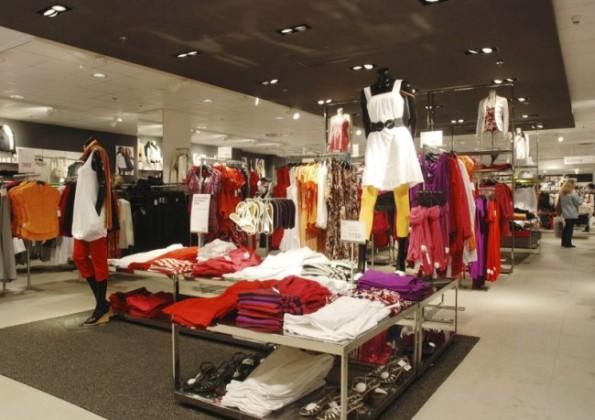 obchod H&M