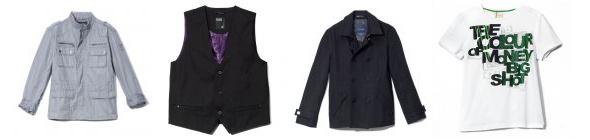 oblečenie Reserved pre mužov